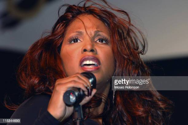 Toni Braxton during V103 Present 14th Annual For Sister's Only September 25 2005 at Georgia World Congress Center in Atlanta Georgia United States