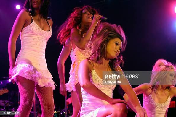 Toni Braxton performing at Nokia Theater on Sunday night April 2 2006