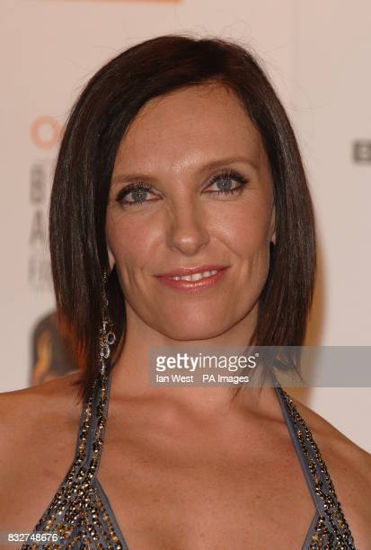 Toni Colette at the 2007 Orange British Academy Film Awards at the Royal Opera House in Covent Garden central London