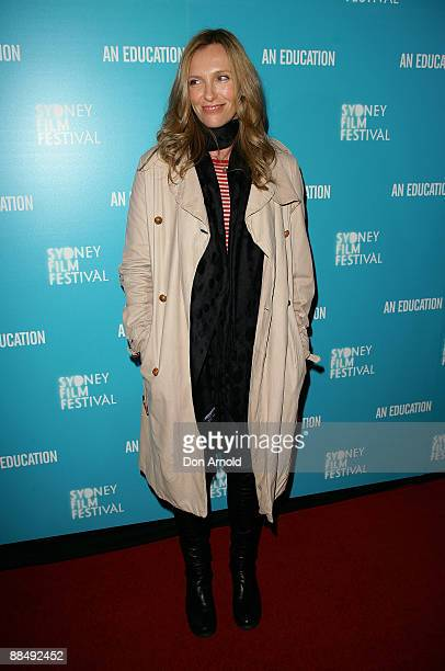 Toni Collette attends the the Sydney Film Festival Awards at the State Theatre on June 14 2009 in Sydney Australia