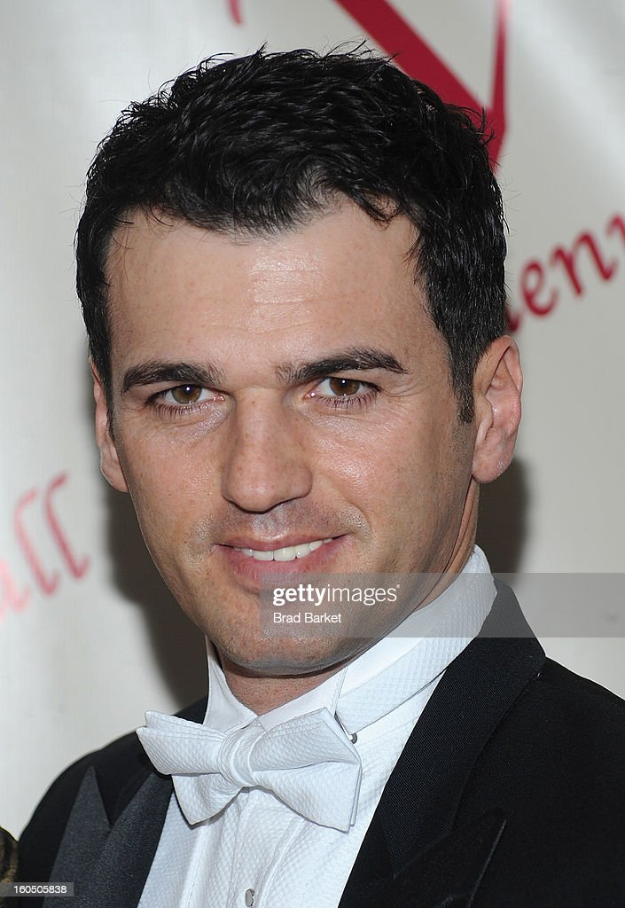 Toni Dovolani attends The 58th Annual Viennese Opera Ball at The Waldorf=Astoria on February 1, 2013 in New York City.