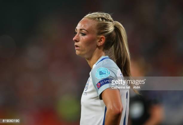 Toni Duggan of England Women during the UEFA Women's Euro 2017 match between England and Scotland at Stadion Galgenwaard on July 19 2017 in Utrecht...