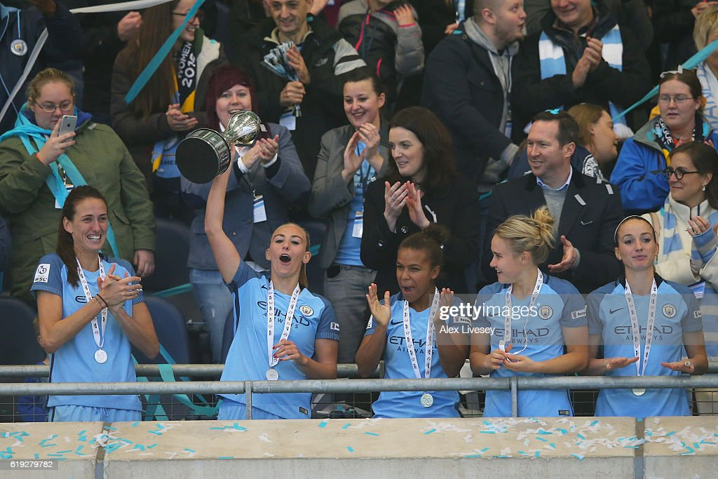 WSL 1: Manchester City Women v Birmingham City Ladies : News Photo