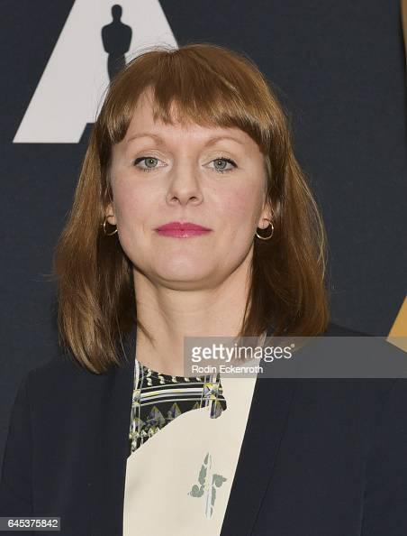 'Toni Erdmann' Director Maren Ade attends 89th Annual Academy Awards Oscar week celebration of Foreign Language Films at Samuel Goldwyn Theater on...