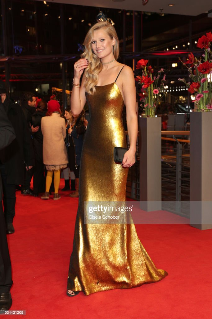 toni-garrn-attends-the-django-premiere-during-the-67th-berlinale-picture-id634431268