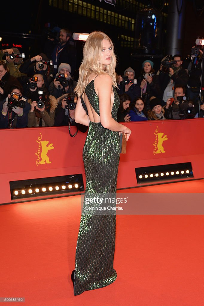 <a gi-track='captionPersonalityLinkClicked' href=/galleries/search?phrase=Toni+Garrn&family=editorial&specificpeople=4425236 ng-click='$event.stopPropagation()'>Toni Garrn</a> attends the 'Hail, Caesar!' premiere during the 66th Berlinale International Film Festival Berlin at Berlinale Palace on February 11, 2016 in Berlin, Germany.