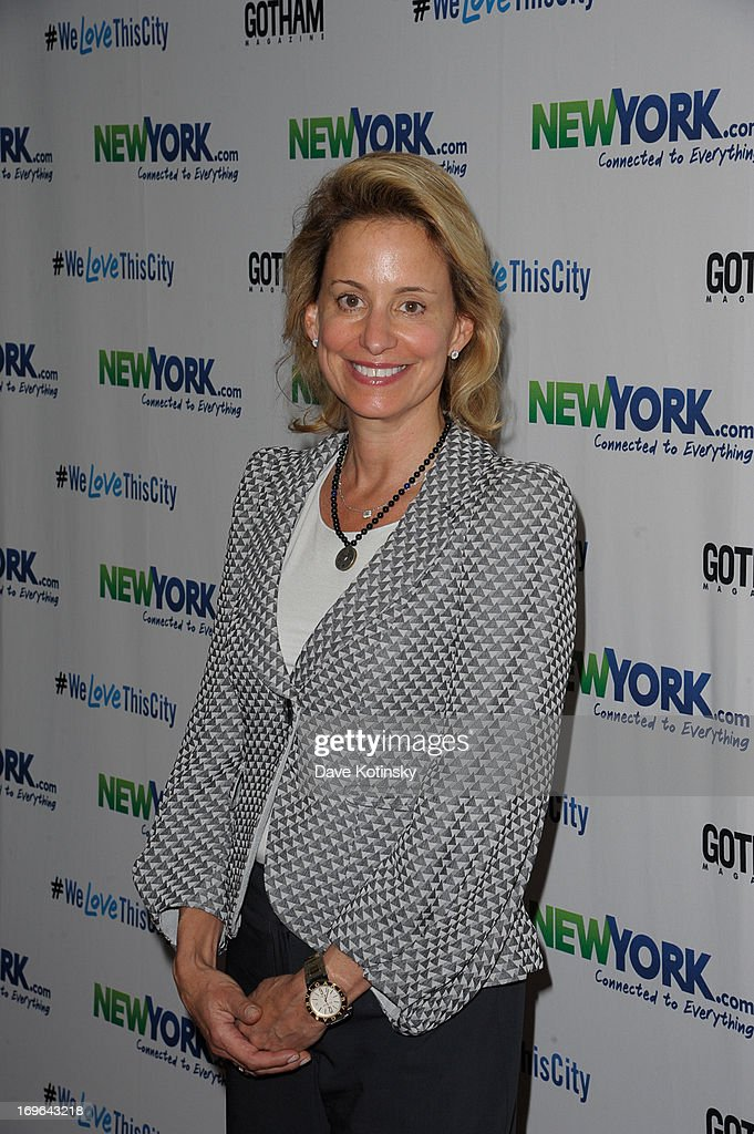 Toni Haber attends NEWYORK.COM 'Connected To Everything' Launch Party on May 29, 2013 in New York, United States.