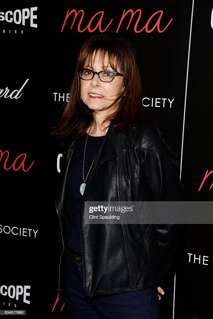 Toni Kalem attends The Cinema Society and Chopard Host a Screening of Oscilloscope's 'ma ma' at Landmark Sunshine Theatre on May 24, 2016 in New York City.