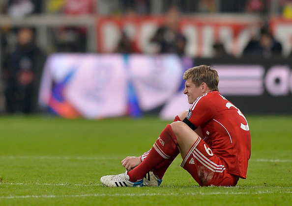 CL FC Bayern Muenchen - Real Madrid   News Photo Toni Kroos is arguably one  of Germany s greatest midfielders 48cfe3867