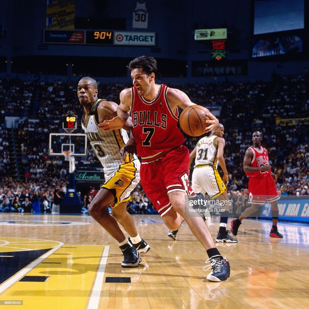 1998 Eastern Conference Finals Game 6 Chicago Bulls vs Indiana