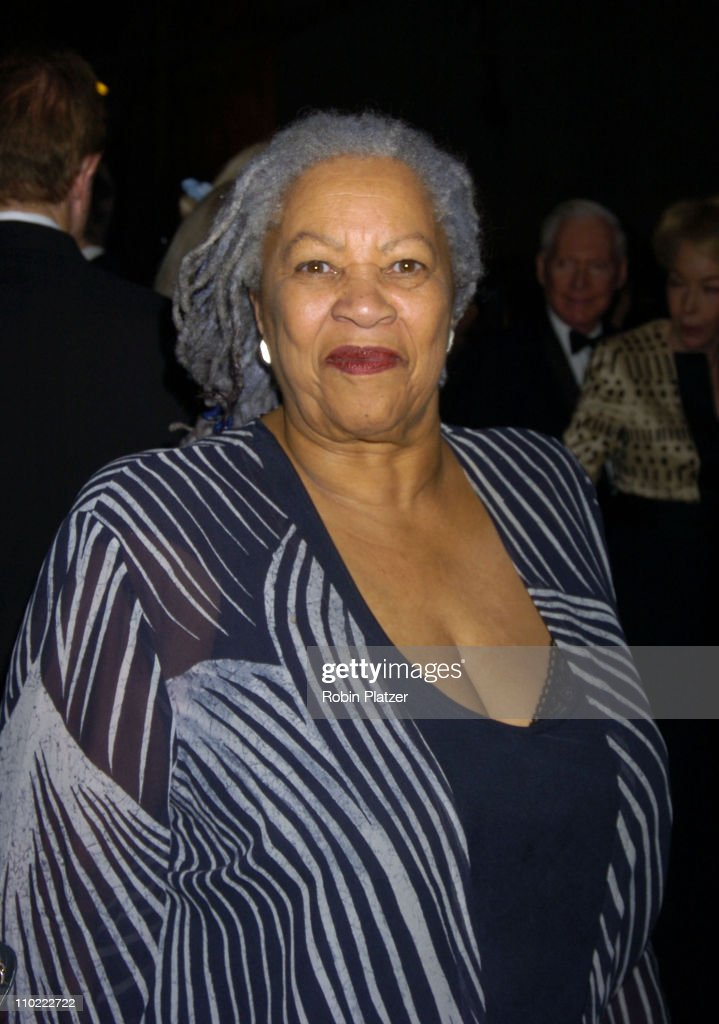 <a gi-track='captionPersonalityLinkClicked' href=/galleries/search?phrase=Toni+Morrison&family=editorial&specificpeople=213946 ng-click='$event.stopPropagation()'>Toni Morrison</a> during The 2005 PEN Montblanc Literary Gala at The American Museum of Natural History in New York City, New York, United States.