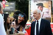 Isabelle Huppert Red Carpet - 13th Rome Film Fest