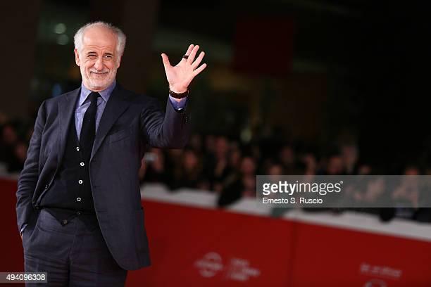Toni Servillo walks the red carpet for 'La Grande Bellezza' during the 10th Rome Film Fest on October 24 2015 in Rome Italy