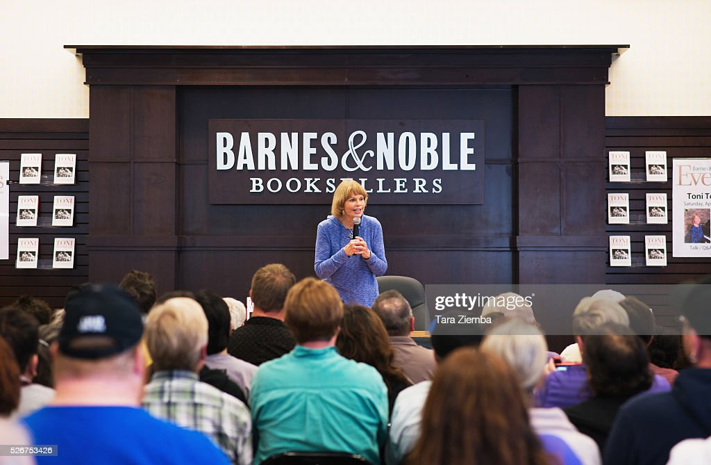 Toni Tennille discusses her new book 'Toni Tennille: A Memoir' at Barnes & Noble at The Grove on April 30, 2016 in Los Angeles, California.