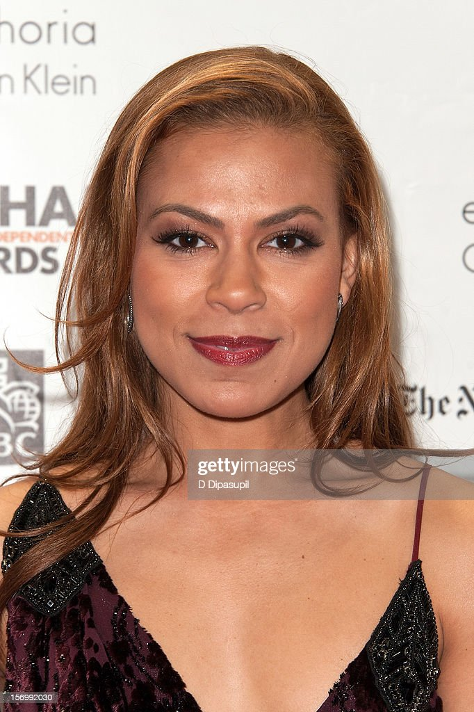 Toni Trucks attends the 22nd annual Gotham Independent Film awards at Cipriani, Wall Street on November 26, 2012 in New York City.