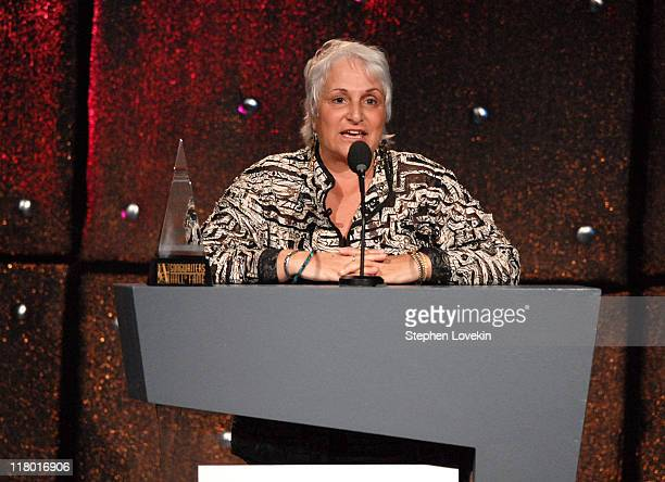 Toni Wine during 38th Annual Songwriters Hall of Fame Ceremony Show at Marriott Marquis in New York City New York United States