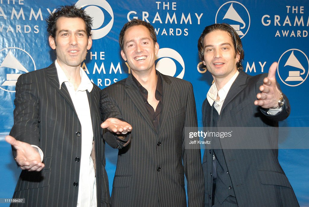 Tonic during The 45th Annual GRAMMY Awards - Arrivals at Madison Square Garden in New York, NY, United States.