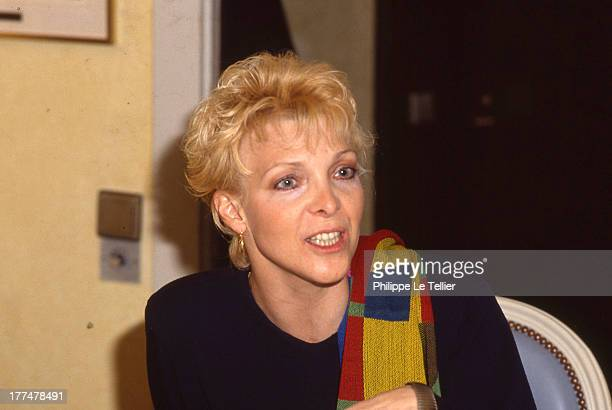 Tonie Marshall filmmaker in 1990 France Tonie Marshall cineaste France