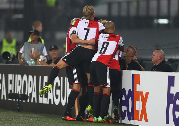 Manchester United vs Feyenoord