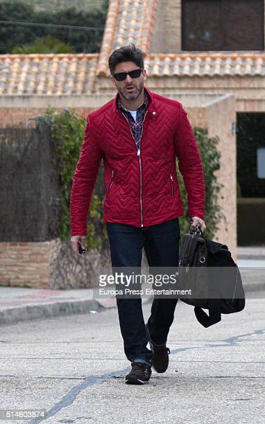 Tono Sanchis is seen on March 9 2016 in Madrid Spain