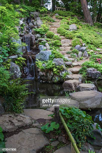 Tonogayato Garden is a landscape type garden in Kokubunji Tokyo It was built for the vicepresident of Manchurian Railway In 1929 the estate was...