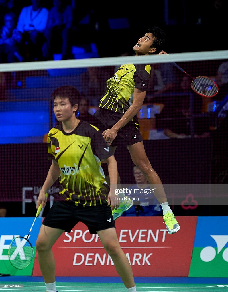 Yonex Denmark Open - MetLife BWF World Superseries