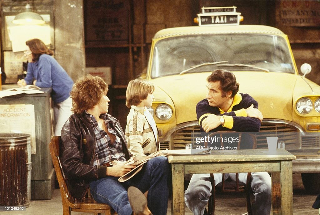 TAXI - 'Tony and Brian' - Airdate January 8, 1980. (Photo by ABC Photo Archives/ABC via Getty Images) JEFF