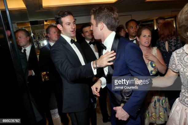 Tony award winner Ben Platt attends the 2017 Tony Awards Gala at The Plaza Hotel on June 11 2017 in New York City