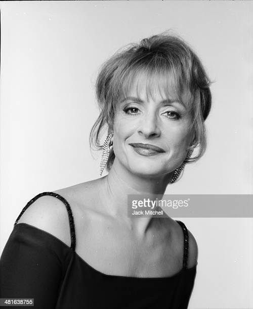 Tony Awardwinning actress and singer Patti LuPone photographed in New York City in August 1995