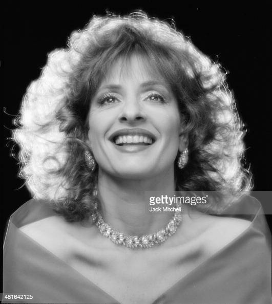Tony Awardwinning actress and singer Patti LuPone photographed in New York City in 1987