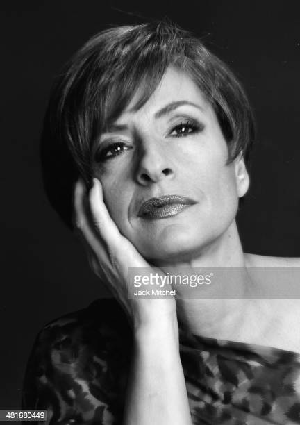 Tony Awardwinning actress and singer Patti LuPone photographed in New York City in November 1995