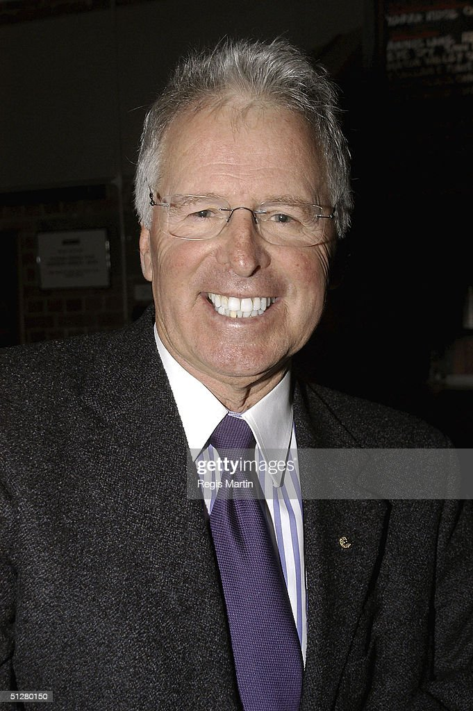 Tony Barber attends the opening night of the play Flatfoot at The CUB Malthouse theatre September 9 2004 in Melbourne Australia