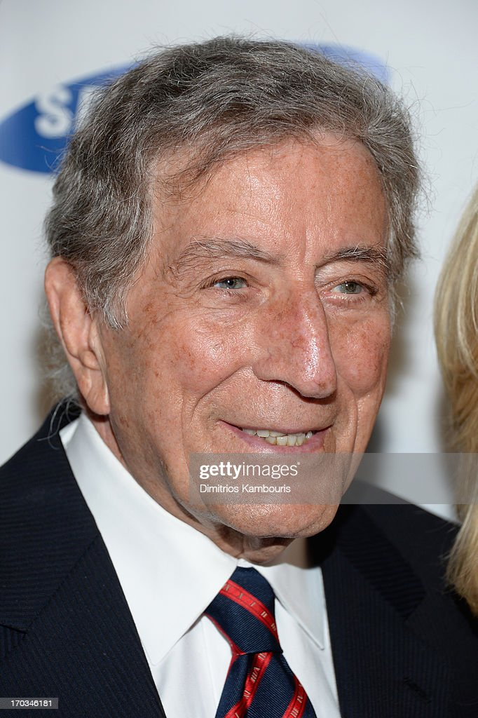 <a gi-track='captionPersonalityLinkClicked' href=/galleries/search?phrase=Tony+Bennett+-+Singer&family=editorial&specificpeople=160951 ng-click='$event.stopPropagation()'>Tony Bennett</a> attends the Samsung's Annual Hope for Children Gala at Cipriani's in Wall Street on June 11, 2013 in New York City.