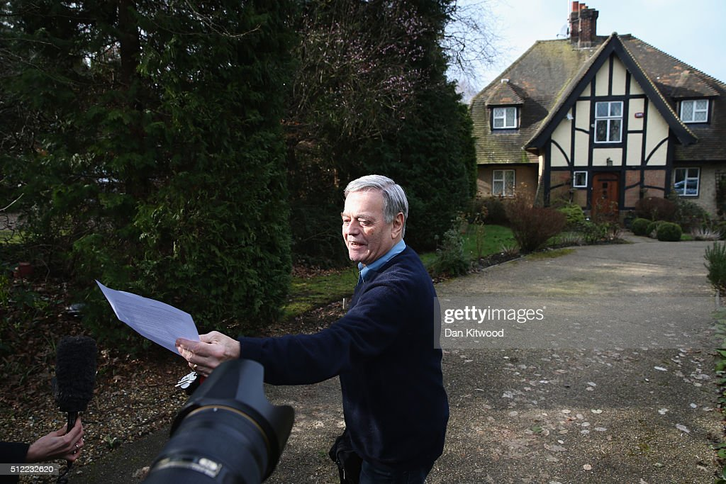 Bbc sack veteran radio dj tony blackburn getty images for Blackburn home