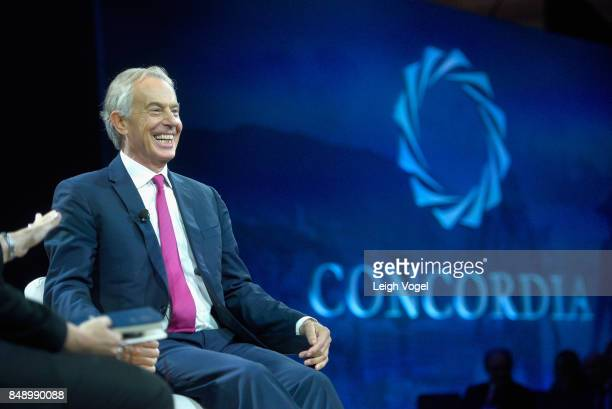 Tony Blair Chairman European Council on Tolerance and Reconciliation Former Prime Minister United Kingdom of Great Britain and Northern Ireland...