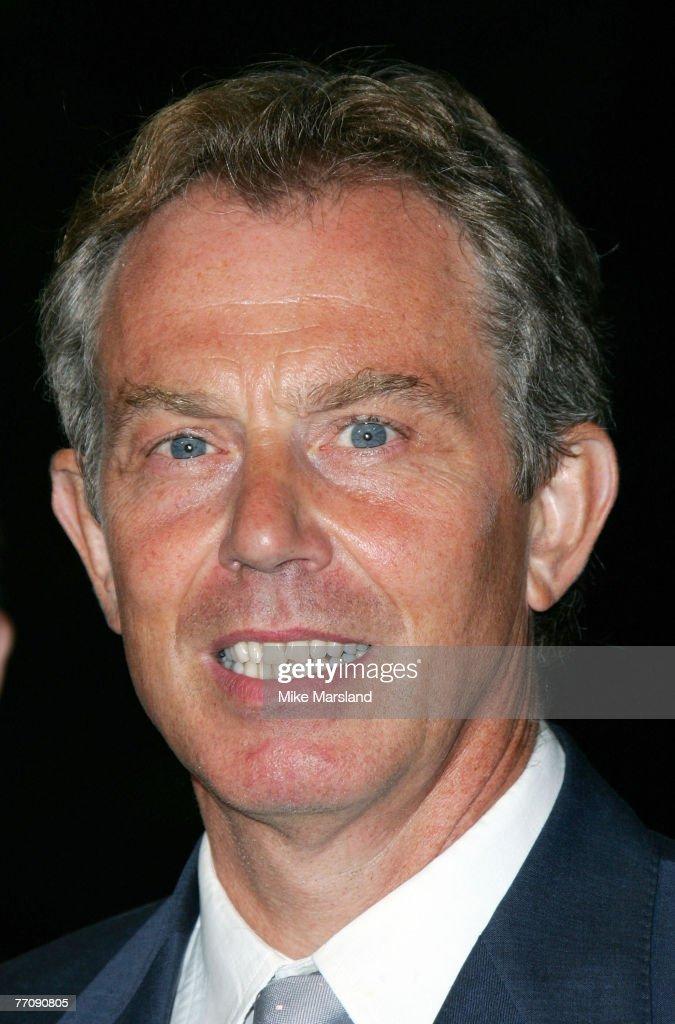 Tony Blair PM