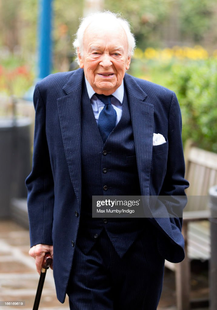 <a gi-track='captionPersonalityLinkClicked' href=/galleries/search?phrase=Tony+Britton+-+Actor&family=editorial&specificpeople=938654 ng-click='$event.stopPropagation()'>Tony Britton</a> attends a memorial for actress Dinah Sheridan at St Paul's Church, Covent Garden on April 9, 2013 in London, England. Dinah Sheridan best known for her roles in Genevieve, The Railway Children and Don't Wait Up died on November 25, 2012.