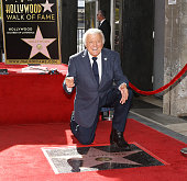 The Lettermen Honored With A Star On The Hollywood Walk...