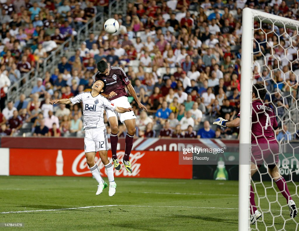Vancouver Whitecaps v Colorado Rapids