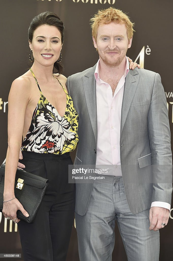 <a gi-track='captionPersonalityLinkClicked' href=/galleries/search?phrase=Tony+Curran&family=editorial&specificpeople=626484 ng-click='$event.stopPropagation()'>Tony Curran</a> and <a gi-track='captionPersonalityLinkClicked' href=/galleries/search?phrase=Jaime+Murray+-+Actress&family=editorial&specificpeople=217455 ng-click='$event.stopPropagation()'>Jaime Murray</a> attend a photocall at Grimaldi forum on June 9, 2014 in Monte-Carlo, Monaco.