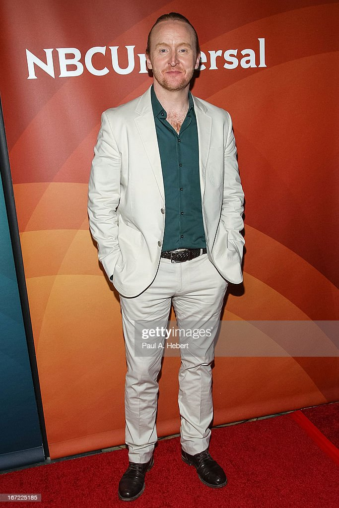 Tony Curran attends the 2013 NBCUniversal Summer Press Day held at The Langham Huntington Hotel and Spa on April 22, 2013 in Pasadena, California.