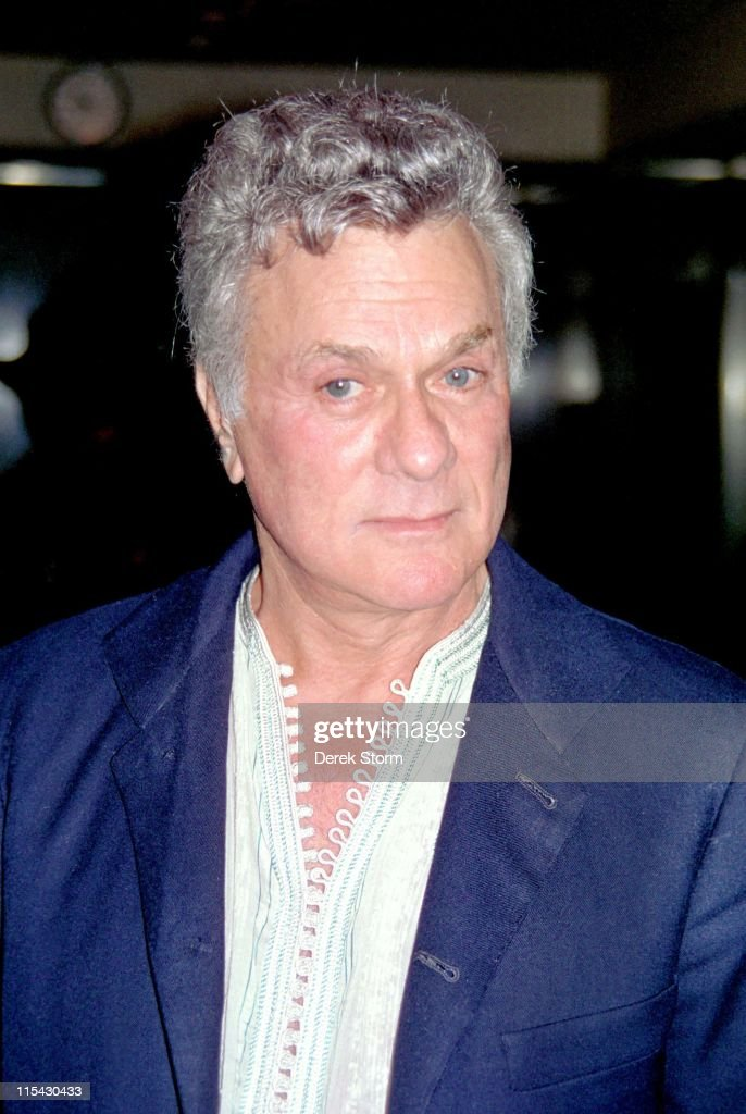 Tony Curtis during Tony Curtis appears on the Today Show - January 10, 1994 at Rockefeller Center in New York City, New York, United States.
