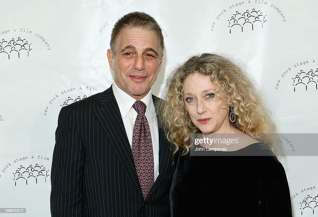 Tony Danza and Carol Kane attend 2012 New York Stage And Film Winter Gala at The Plaza Hotel on December 9, 2012 in New York City.