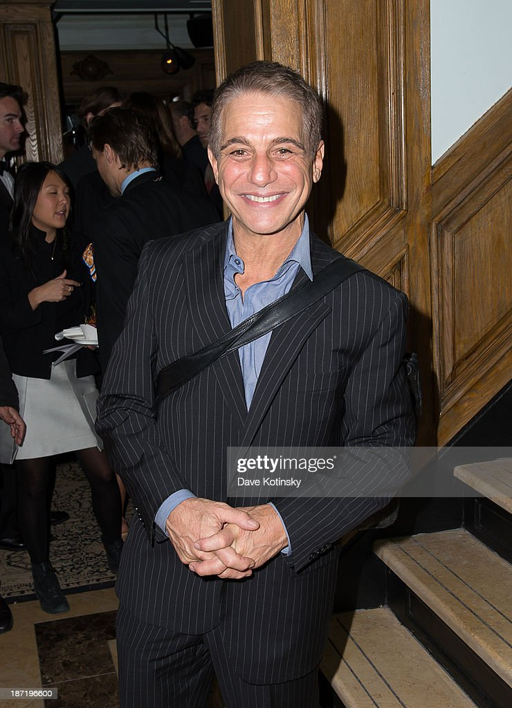 <a gi-track='captionPersonalityLinkClicked' href=/galleries/search?phrase=Tony+Danza&family=editorial&specificpeople=203133 ng-click='$event.stopPropagation()'>Tony Danza</a> attends the after party for the screening of 'Thor: The Dark World' hosted by The Cinema Society and Dior Beauty at The Marlton on November 6, 2013 in New York City.