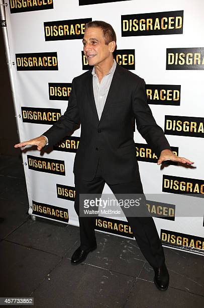 Tony Danza attends the Broadway Opening Night performance of 'Disgraced' at the Lyceum Theatre on October 23 2014 in New York City