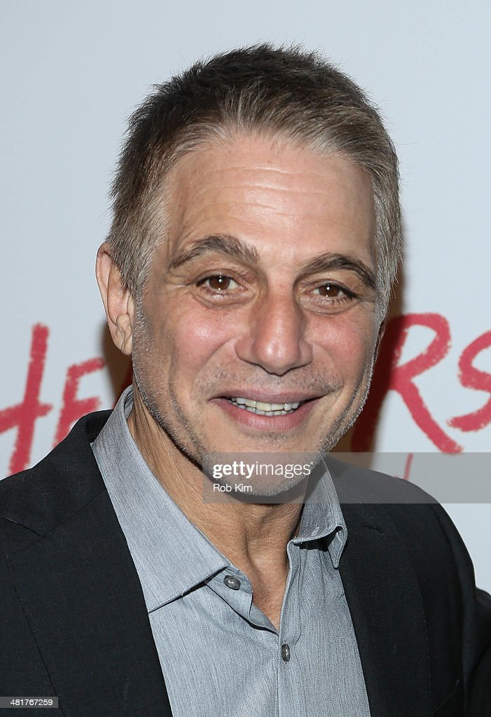 <a gi-track='captionPersonalityLinkClicked' href=/galleries/search?phrase=Tony+Danza&family=editorial&specificpeople=203133 ng-click='$event.stopPropagation()'>Tony Danza</a> attends the off Broadway opening night of 'Heathers The Musical' at New World Stages on March 31, 2014 in New York City.