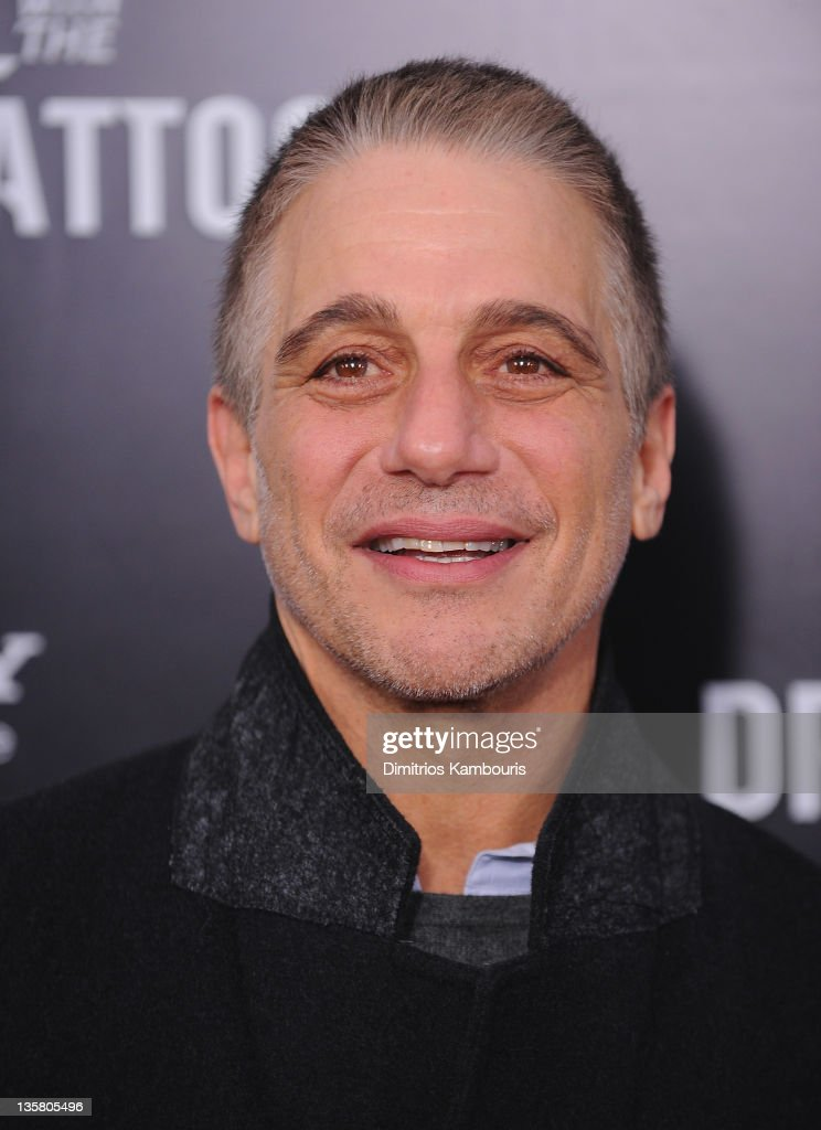 <a gi-track='captionPersonalityLinkClicked' href=/galleries/search?phrase=Tony+Danza&family=editorial&specificpeople=203133 ng-click='$event.stopPropagation()'>Tony Danza</a> attends the 'The Girl With the Dragon Tattoo' New York premiere at Ziegfeld Theater on December 14, 2011 in New York City.