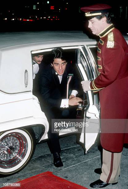 Tony Danza during 1985 American Video Awards November 20 1985 at Wiltern Theater in Los Angeles California United States
