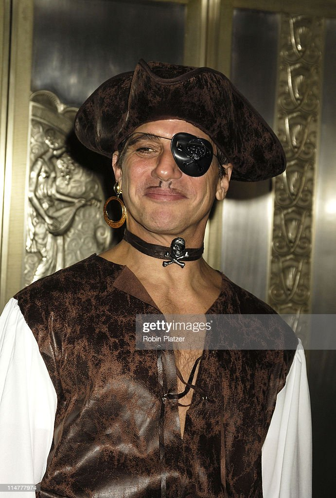 Tony Danza during NYRP's 10th Anniversary Bette Midler's Hulaween Arrivals 31 October 2005 at The Waldorf Astoria Hotel in New York City New York...