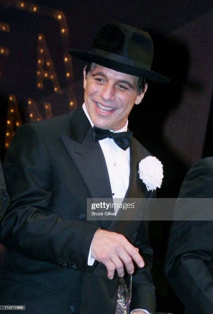 Tony Danza during Tony Danza Opens in 'The Producers' On Broadway at The St James Theater in New York City New York United States